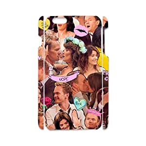 iPhone 5 5s Case Fashion HIMYM How I Met Your Mother Pattern iPhone 5 5s