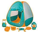 Childrens, Kids Pretend Play Toy Camping Set, Camp Cooking Set by by Inside Out Toys (STC220329)