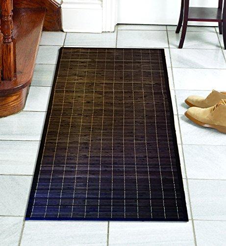 (Bamboo Floor Mat 24'' x 72'')