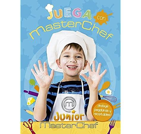 Masterchef Junior. Actividades: Amazon.es: Varios autores: Libros
