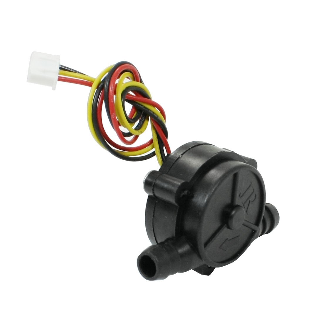 Uxcell HQ-A68-1 1-30L/minute G3/8'' Hall Effect Flow Sensor Counter for Water Heater