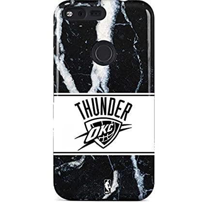 wholesale dealer c9ca1 c943a Amazon.com: NBA Oklahoma City Thunder Google Pixel XL Case ...