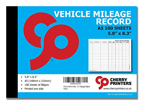 Most bought Mileage & Expense Forms
