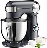 : Cuisinart SM-50GT Black Steel Stand Mixer