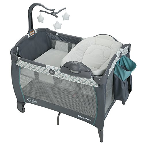 Graco Pack 'n Play with Portable Napper & Changer LX, Merrick by Graco