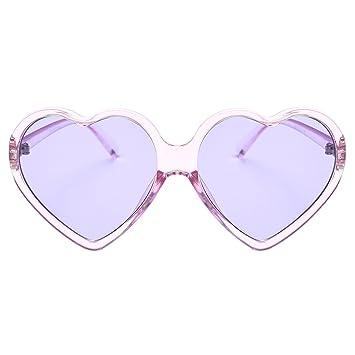 Amazon.com: YEZIJIN - Gafas de sol unisex con forma de ...