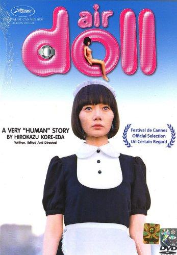 Air Doll (Japanese Audio with Good English Subtitle, All region DVD, Japanese Movie, Thai Audio/ Sub Available)