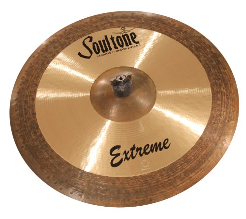 """Soultone Cymbals EXT-CRS24-24"""" Soultone Cymbals Extreme Crash from Soultone Cymbals"""