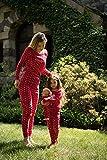 "Leveret""Hearts"" 2 Piece Matching Kid & Doll Pajama"