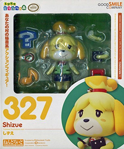 Good Smile Animal Crossing: New Leaf: Shizue Nendoroid Action