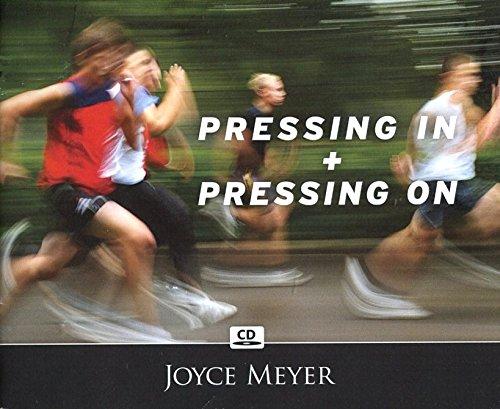 PRESSING C251 CDS JOYCE MEYER product image