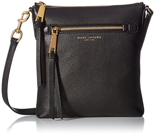 Marc Jacobs Recruit North/South Crossbody, Black by Marc Jacobs