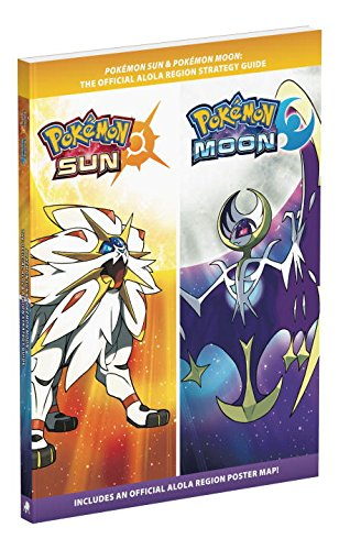 Pokémon Sun and Pokémon Moon: Official Strategy Guide cover