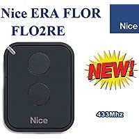 Nice flo2re de 2canal handsender, 433.92MHz Rolling Code.