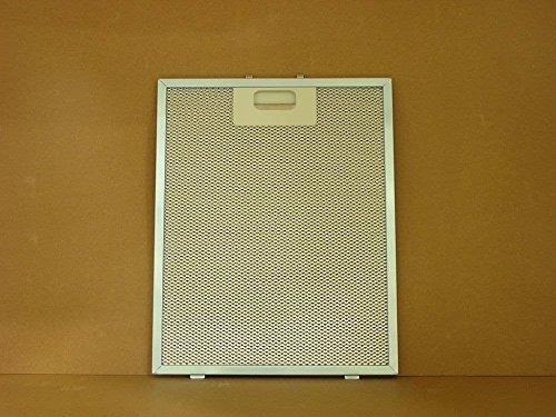 Broan B08087294 Range Hood Grease Filter Genuine Original Equipment Manufacturer (OEM) part Silver ()