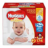Huggies\x20Little\x20Snugglers\x20Plus\x20Diapers\x20Size\x202,\x20174ct\x20by\x20Little\x20Snugglers