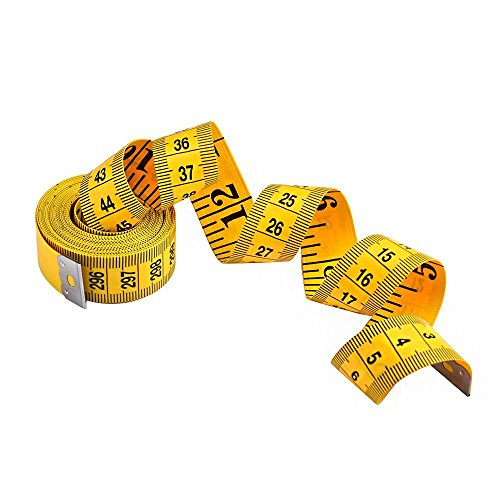 on sale 300cm/120 Inch Double-scale Soft Tape Measuring