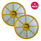 Crucial Vacuum Pre-Filter Replacement Compatible With Dyson DC-14 - Replaces Pre-Motor Filter Part # 905401-01, 90540101 - Perfect For Home or Office and Cleaner For Purified Healthier Air (2 Pack)