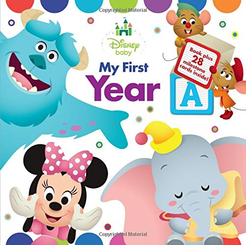 Disney Baby My First Year: Record and Share Baby