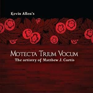CD: Motecta Trium Vocum (Kevin Allen)