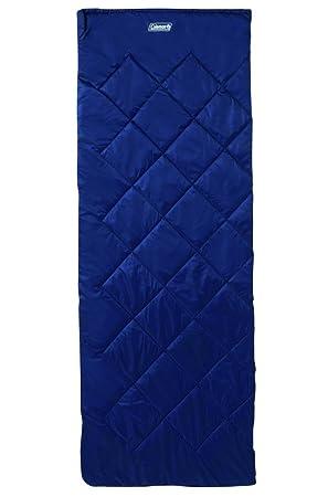 Coleman Schlafsack Durango - Saco de dormir rectangular para acampada, talla 210 x 80 x 5 cm: Amazon.es: Deportes y aire libre