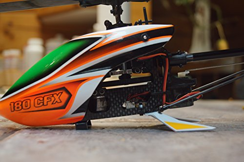 CLOSEOUT Stay Inverted 180CFX Goblin Speed Landing Gear White/Yellow SI180CFX-WY