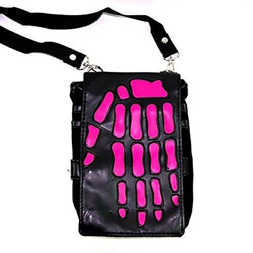Poizen Schultertasche PINK HAND BAG