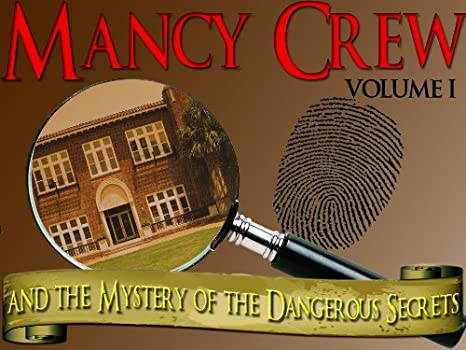 Amazon.com: Mystery Party Game: Mancy Crew and the Mystery of the ...