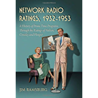 Network Radio Ratings, 1932–1953: A History of Prime Time Programs Through the Ratings of Nielsen, Crossley and Hooper