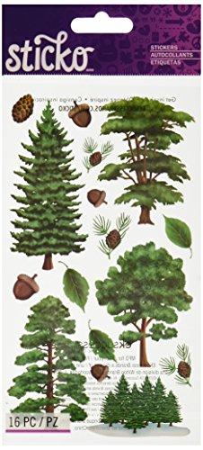 Sticko Majestic Trees (Tree Stickers)