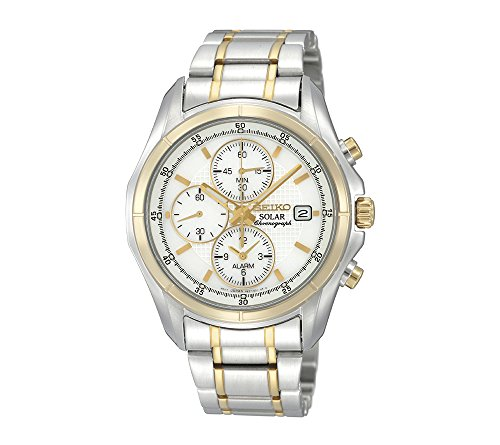 Seiko-Mens-Two-Tone-Solar-Alarm-Chronograph-Bracelet-Watch