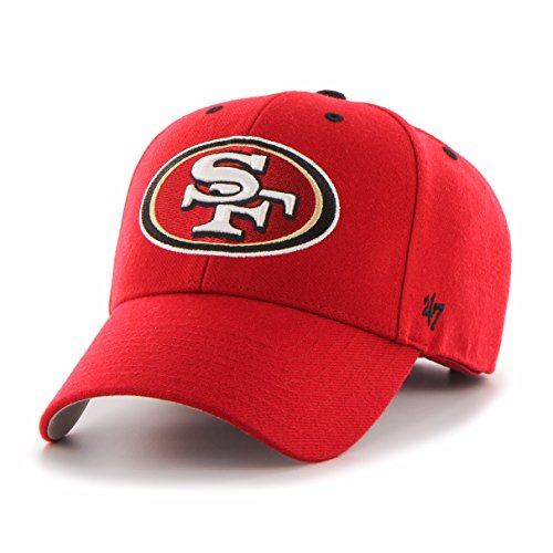 '47 Brand San Francisco 49ers Audible Mvp Cap