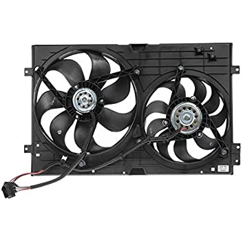 Amazon Com Replacement Dual Function Cooling Fan Assembly Automotive