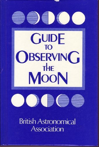 Guide to Observing the Moon