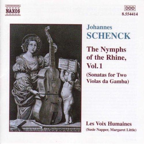 (Schenck: The Nymphs of the Rhine, Vol. 1 (Sonatas for Two Violas da Gamba))
