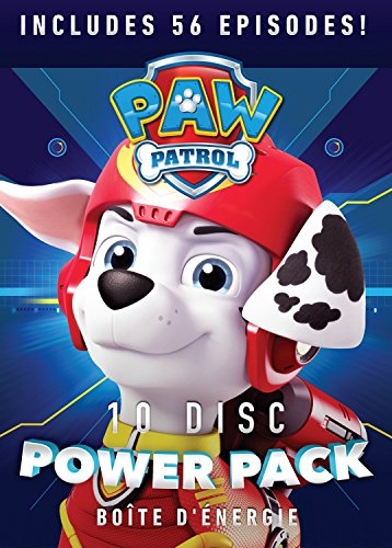 VHS : PAW Patrol 10-Disc Power Pack