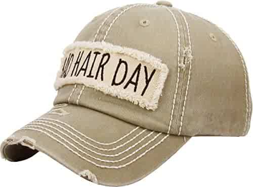 KBETHOS Ladies Womens Baseball Cap Fashion Design Vintage Dad Trucker Hat 186b6898d3