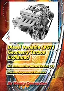 Diesel Variable Geometry Turbo Explained