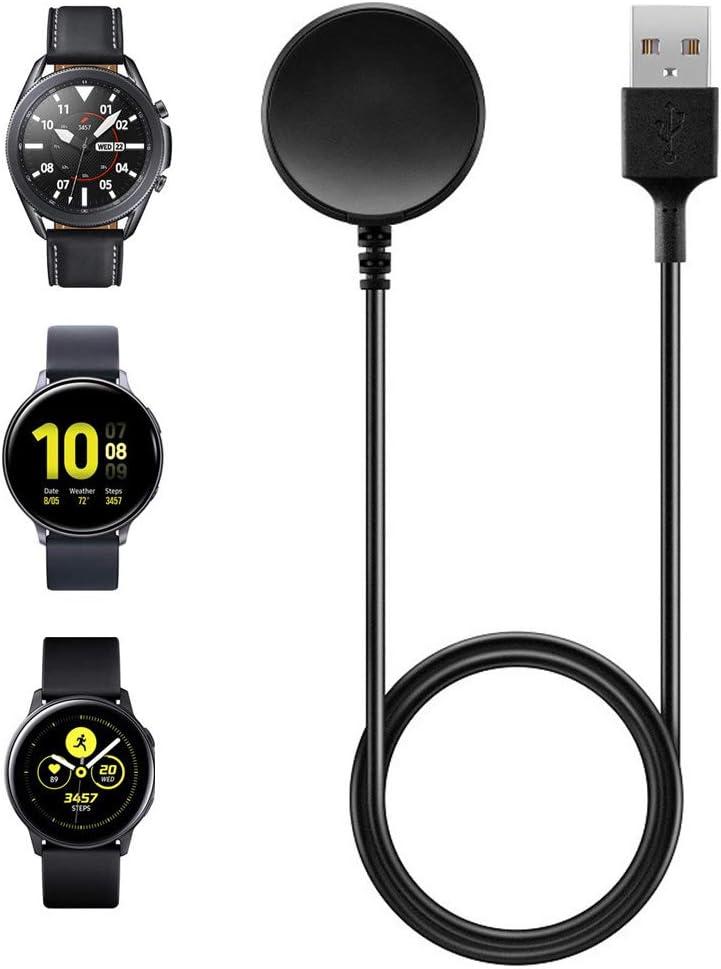 Cargador para Samsung Galaxy Watch 3 / Active 2 / Active--