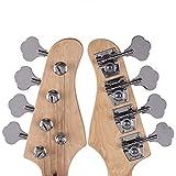 Z ZTDM Electric Bass Guitar Full Size 4 String