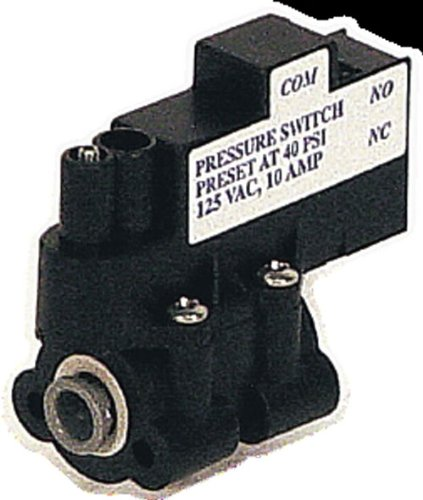 AquaTec Tank Pressure Shut-off Switch 80 psi 1/4'' Quick Connect RO Reverse Osmosis by AquaTec