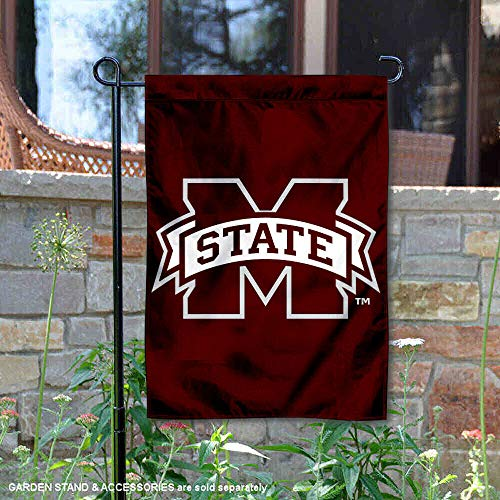 Mississippi State University Garden Flag and Yard Banner ()