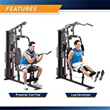 Marcy 150-lb Multifunctional Home Gym Station for