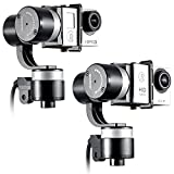 Neewer NW-Z1-Rider2 3-Axis Portable Steady Multi Function Gimbal for the GoPro Hero1 2 3 3+ 4 SJ4000/5000/6000/7000 Xiaomi Yi Cameras