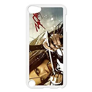 Hot Movie Ipod Touch 5 Case, 300: Warriors Rise of the Empire Eva Green Snap-on Back Cover for Ipod Touch 5