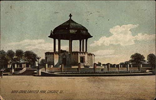 Band Stand Garfield Park Chicago Illinois Il Original Vintage Postcard At Amazon S Entertainment Collectibles Store