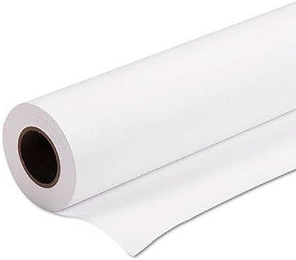 Bobina para plotter papel opaco 80gr. 1067mm x 50 metros: Amazon.es: Electrónica