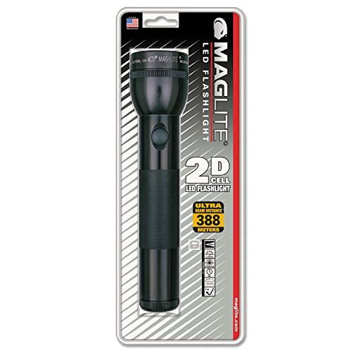 MagLite LED 2 Cell D Flashlight product image