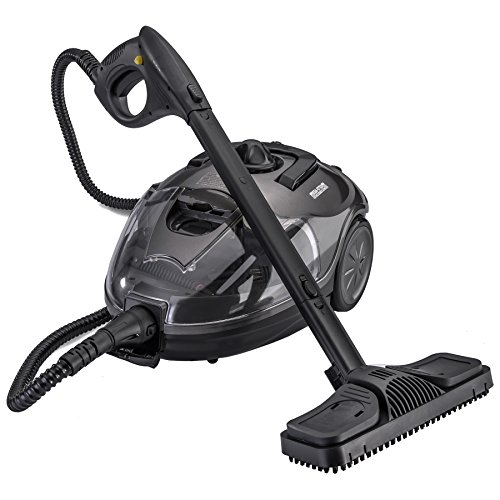 STX International Mega-Steam Model STX-4000-SX2 Series Household Steam Cleaner Featuring Variable Intensity Steam Control and Childproof Lock