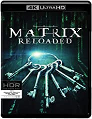 Matrix Reloaded, The (4K Ultra HD + Blu-ray + Digital)